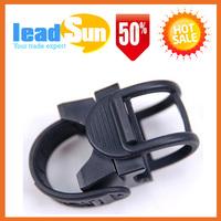 Leadsun Free Shipping Bicycle Bike Front Handlebar LED Flashight Lamp Holder(Adapt all size)