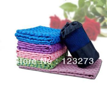 Yoga blanket yoga slip-resistant - yoga towel thickening fitness mat