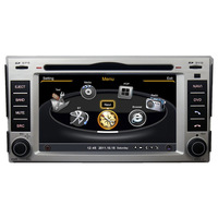 "6.2"" Car DVD Player GPS for  Hyundai Santa Fe 2008 2009 2010 2011 +3G WIFI + V-20 Disc + 1GB cpu+ DDR 512M RAM + A8 Chipset"