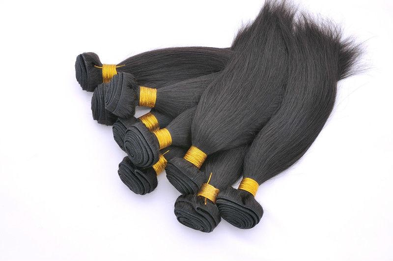 Straight Virgin Brazilian Hair Weave 44