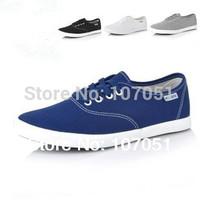 2014 new fashion boy's canvas shoes men sports shoes sneakers men/man shoes  size 39-44