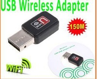 Free Shipping Mini 150M USB WiFi Wireless Network Card 802.11 n/g/b LAN Adapter