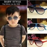 Free shipping Fashion sunglasses for children UV baby Sunglasses SG040