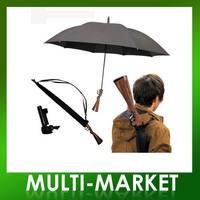 Free shippin/Male Knife Long-handled Anti-uv Rifle Gun Umbrella Gun