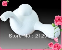 Free Shipping Lucky Elephant Japanese Style Ceramic Bone China Tea Cup Tea pot Set Gift