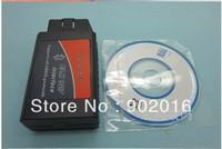 Works On Android Torque v2.1 2012 elm327 bluetooth ELM 327 Interface OBD2 / Auto Car Diagnostic Scanner OBDII