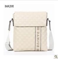 Big discount mens bag Free shipping Leather Designer Messenger bag for man bag with Factory Price Office man bag brand D3508-2
