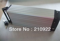 Free Shipping!!!Lithium Battery Electric bike battery 48V 15Ah e-scooter battery with Alloy case+ charger &amp; BMS+4 Days shipping