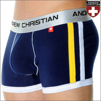 Free shipping, 12pcs/lot mix order (AC09), Andrew christian underwear / AC cup boxers / make you big men