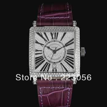 F.M MASTER SQUARE  6000 K SC DT R REL D CD WATCH 8760