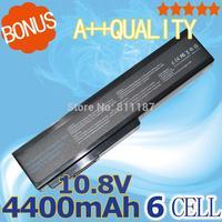 4400mAH Laptop Battery for Asus N61 N61J N61D N61V N61VG N61JA N61JV N53 A32 M50 M50s N53S N53SV A32-M50 A32-N61 A32-X64 A33-M50