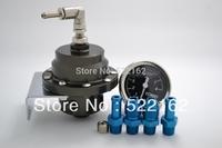 Tomei fpr adjustable fuel pressure regulator with gauge universal Injection Bypass Type-S