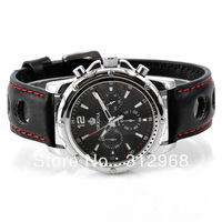 Russia  Chronograph functions fashion  sport wrist watch for men free shipping