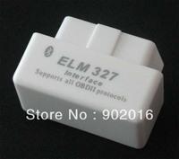 super mini ELM327 Bluetooth OBDII V1.5,Elm 327 Bluetooth obd obdii can bus Car Scan Tool--freeshipping