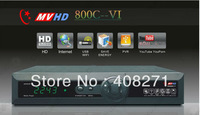 High quality Free shipping  MVHD-800C-VI dvb-c hd receiver,hd cable receiver mvhd800c vi