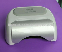 Big promotion !!! Free shipping by DHL/ FEDEX/ EMS Harmony style Automatic Open 36W 18K NAIL LED LAMP