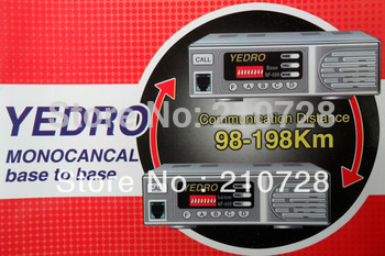 YEDRO Professional FM transceiver NF-699PLUS Communication Distance 98-198KM Cordless Telephone