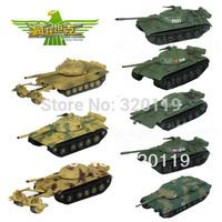 All 8 styles 1:144 Soviet union world war II Japan/Egypt main battle tank 4 T-55 demining tanks 3'' long model toys