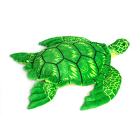 Free Shipping!2013 New Arrival Red Sea Turtle Tortoise Plush Toys Doll the cute Pillow Seat Cushion Backrest Gifts for Children