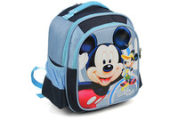 Free shipping unisex children cartoon school backpack kids kindergarten cute mickey satchel