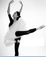 Ballet tulle dress ballet tutu skirt 7 yarn ballet skirt puff skirt the swan lake subalpine