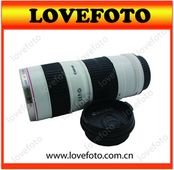 Wholesale Stainless Steel Beverage Camera Lens Cup Coffee Mug For Canon EF 70-200mm F/4L USM(China (Mainland))