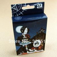 2013 NEW ! Kuroshitsuji  Anime Poker toys Free Shipping