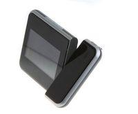 Free Shipping New Fashion  Digital Screen LED Projector Alarm Clock