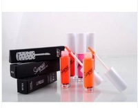 10pc/lot Free shipping Bubu fashion rose lavender luminous liquid lipstick lip gloss