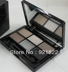 hot selling !Free Shipping 9 Color Eyeshadow Eye Shadow Makeup Make Up Palette Kit(China (Mainland))