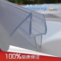 Me-310 Bath Shower Screen Rubber Big Seals waterproof strips glass door seals length:900mm