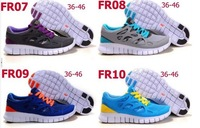 free shipping!men's sport shoes,brand running shoes,men women fashion High quality shoes mix order  H16