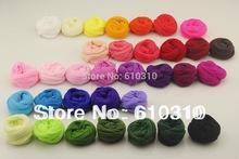 Free Shipping wholesale 2.5m Multicolor flower Nylon stocking material accessory handmade diy nylon flower stocking(30pcs/Lot)(China (Mainland))
