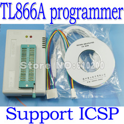 Free Shipping TL866A USB High Performance Willem Universal Programmer\Support ICSP Support FLASH\EEPROM SOP\PLCC\TSOP(China (Mainland))