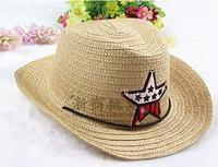 new 2014 Hot fashion children's hat Pentagram(free shipping)