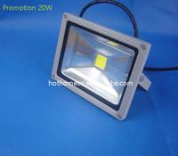 DHL FEDEX Free Shipping 20 Watt LED Flood Light CE & Rohs