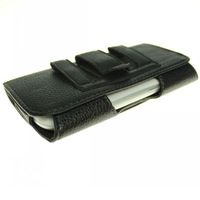 High Quality Leather Belt Clip Case Cover Pouch For Samsung Galaxy S3 Cell Phone Accessories