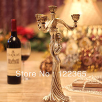 Retro classic household decoration -Festival decoration candle lights props