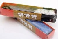 2014 Top Quality Fashion Creative Folding Umbrella umbrella three elephants , Retail Box+Free Shipping+Dropshipping 0%