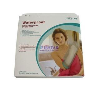 Waterproof Protection Teenage Arm, small loop Waterproof Cast Bandage Protector