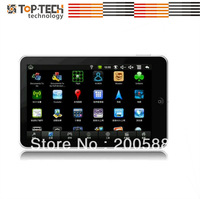 "Free Shipping! dual core 7"" Tablet PC with built in 3G ISDB-T GPS GSM Bluetooth Camera, Support phone call, Android 4.0"