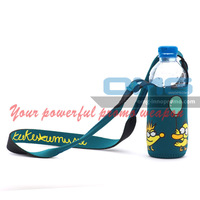 Logo Printing Neoprene Water Bottle Cooler, Bottle Koozie, Personalized Coolies,Custom Bottle Holder,Bottle Cooliec ,Cooler Bag