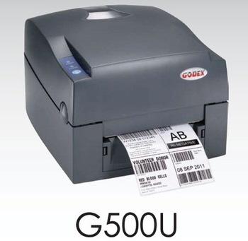 Godex G500U(203 dpi) USB Bar Code Label Printer/Stickers Trademark Barcode Printer