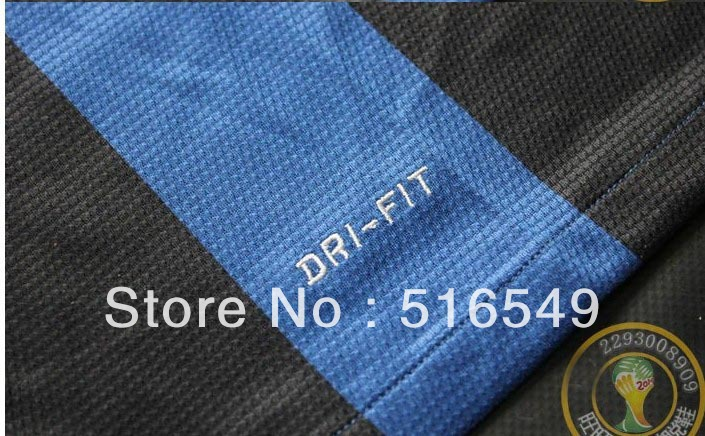 13/14 Top Quality Inter MILAN soccer jersey  white color Soccer Jersey Football Jerseys Shirt &short&patch Can customed!