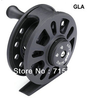 Graphite Fly Fishing Reel GLA0/1 40mm Free Shipping