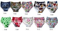 Toddler Cloth Baby Training Pants 100 % Bamboo Free Shipping