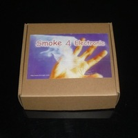 Shock close up props super empty-handed out smoke 4 electronic ultimate, magic smoke! sales promotion.