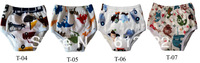 2013 Wholesale Baby Pants 100% Bamboo Potty Training Pants New Pattern