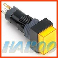 HABOO HBE10 dia.10 momentary illuminated led small pushbutton switch