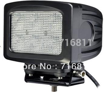 Super bright 10-30V 60W ATV tractor offroad LED work light,led working lamp Fog light ,6pcs*10w Cree LEDs